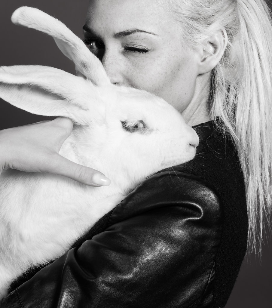 Nicole Finger & Bunny