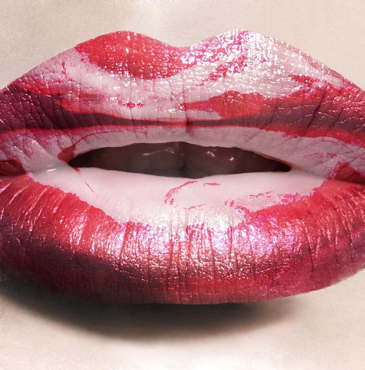 Lips/ H&M Saskia Plath