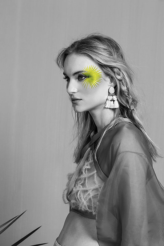 Model // Michaela